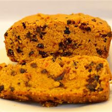Cranberry Pumpkin Chip Bread