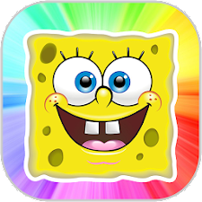 Finn Squarepants Kids Coloring