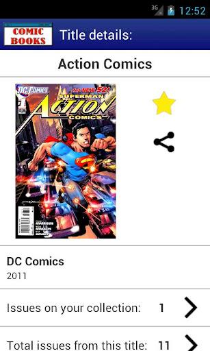 【免費漫畫App】Comic Books Collector-APP點子