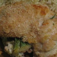 Boursin Stuffed Chicken Breasts Easy!