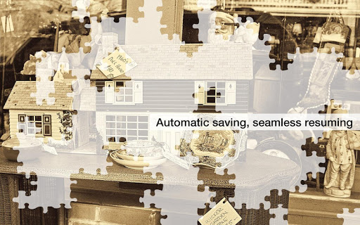Jigsaw Puzzles: Dollhouse - screenshot