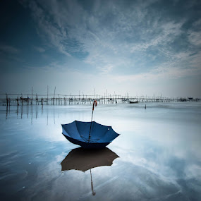 Blue by Firman Hananda Boedihardjo - Landscapes Waterscapes
