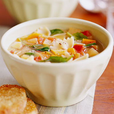 Farmer's Market Vegetable Soup