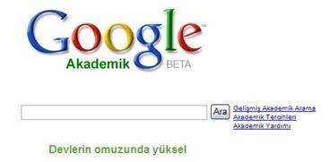 google-akademik