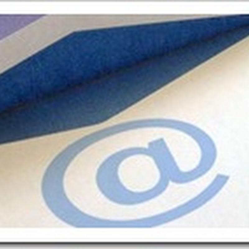 Como inserir um formulário de contato no seu blog