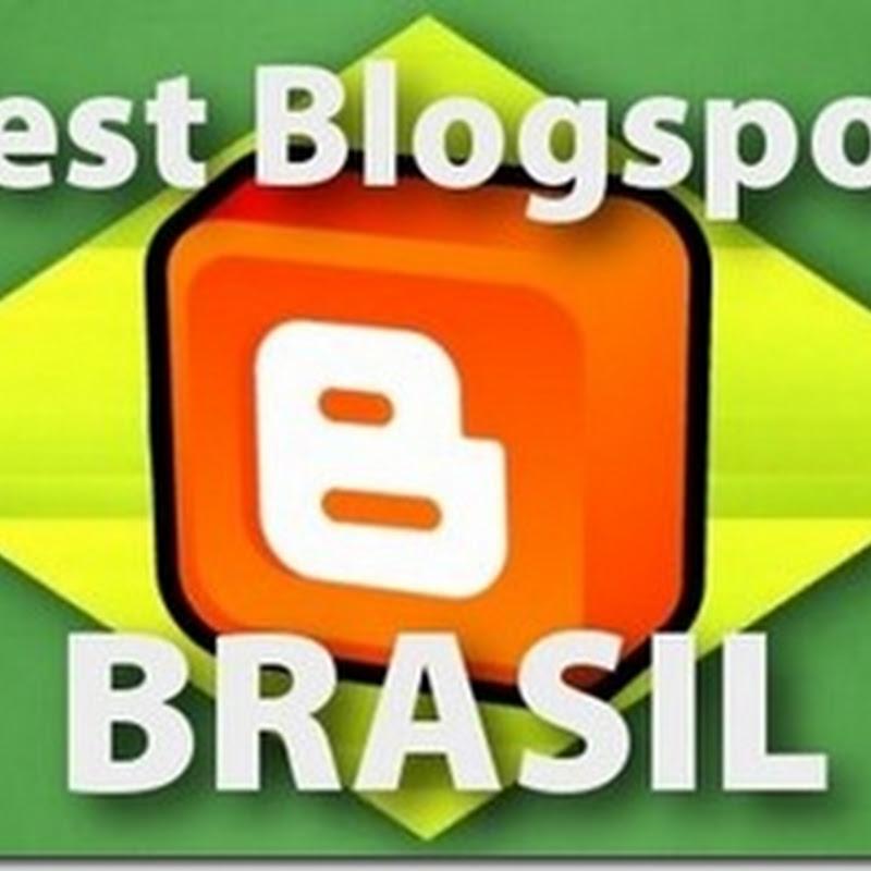 Best Blogspot Brasil-Resultado final