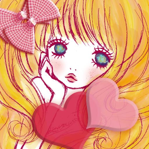 shiho -Girls illustration- LOGO-APP點子