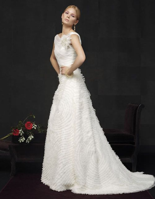 bridal dress gown A01