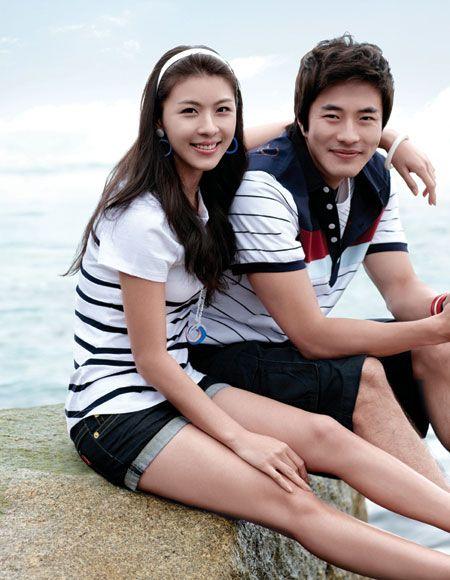www.mi2nam.blogfa.com   عکس های شخصی Ha Ji Won and Kwon Sang Woo بازیگران فیلم کره ای عشق بد