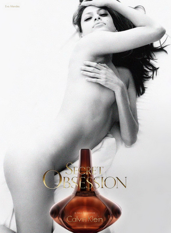 Secret Obsession Print Advertising