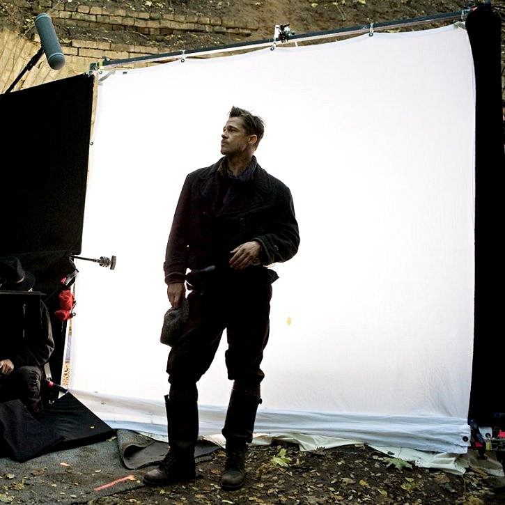Brad Pitt's Lt. Aldo Raine of 'Inglourious Basterds'