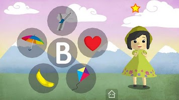Screenshot of ABC SuperStar Kids FREE