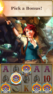 Slots - Copper Scrolls Legend - screenshot