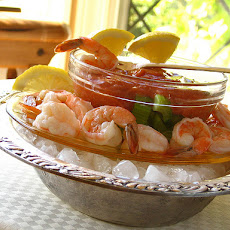 Mexican Shrimp Cocktail, a Nice Twist!