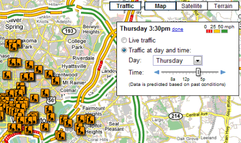 traffic-prediction-google-maps