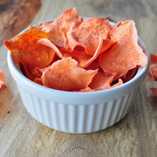 Healthy Sweet Potato Chips