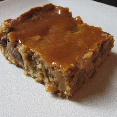 Easy and Fast Caramel Bars