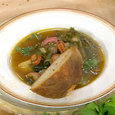 Emeril's Kicked Up Kale Soup