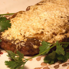 Steak With Three-Chile Sauce