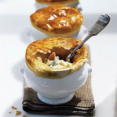 Creamy Seafood Pot Pie