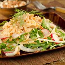 Crabmeat And Fennel Salad