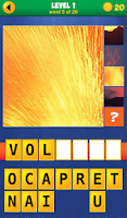 Screenshot of 4 Pics 1 Word: Close Up