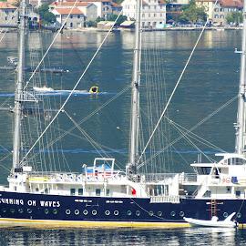 by Ivka Jankovic - Transportation Boats (  )