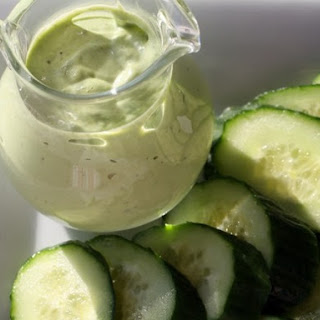 Greener Goddess Dressing