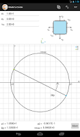 Screenshot of Mohr's Circle Advanced