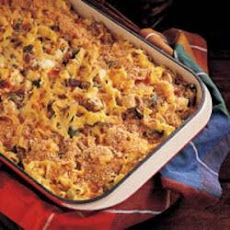 Three Cheese Chicken Bake