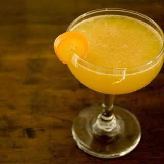 Kumquat Whiskey Sour