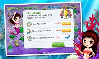 Screenshot of HappyFish