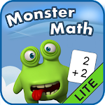 Monster Math Flash Cards Lite 1.0.0 Apk