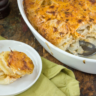 Scalloped Potatoes With Onions And Cheese Recipes
