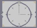 Thumbnail of the map 'Clock'