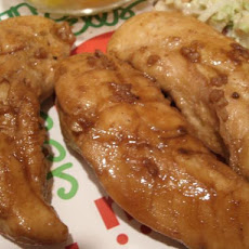 Spicy Grilled Chicken Breasts