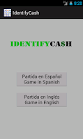 Screenshot of IdentifyCash
