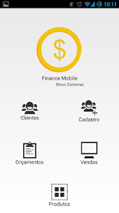 Finance Mobile - screenshot