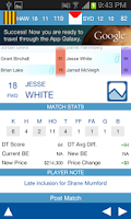 Screenshot of Dream-Stats AFL Scores Free