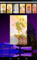 Screenshot of Let's Tarot (Tarot reading)