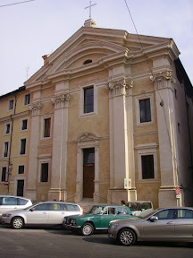 San Gioacchino e Sant'Anna ai Monti  - Chiesa Tewahedo (ተዋሕዶ) a Roma