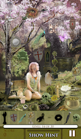 Screenshot of Hidden Object - Nymphs Free