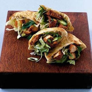 Cucumber Chicken Wrap Recipes