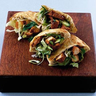 Chicken Tikka Wraps