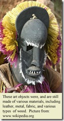 African_mask