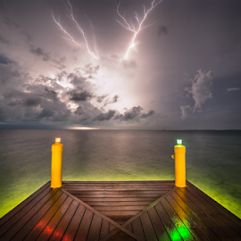 by Andy Taber - Landscapes Weather