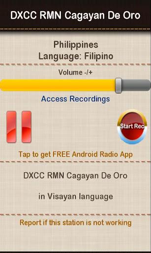 DXCC RMN Cagayan De Oro