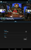 Screenshot of TWiT-Stream