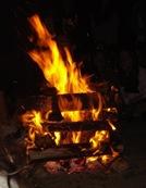 fogo do conselho