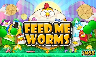 Screenshot of Feed Me Worms